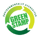 Green Stamp - Environmentally Accredited